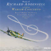 Music of Richard Addinsell including Warsaw Concerto Songs