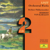Liszt: Orchestral Works (2 CDs) Songs