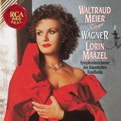 Waltraud Meier Sings Wagner Songs