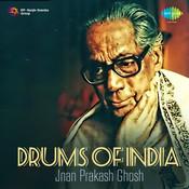 Drums Of India - Jnan Prakash Ghosh Cd 2 Songs