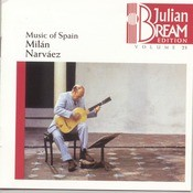 Bream Collection Vol. 23 - Music Of Spain: Milan / Narvez Songs