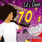 Lets Dance 70's Vol. 1 Songs