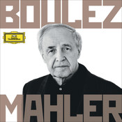 Boulez - Mahler Songs