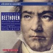 Beethoven: Violin Concerto, Violin Romance Nos. 1 & 2 Songs