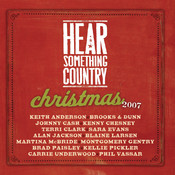 Hear Something Country Christmas Songs