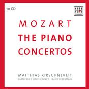 Mozart: Piano Concertos 1-10 Songs