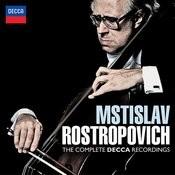 Mstislav Rostropovich - The Complete Decca Recordings Songs