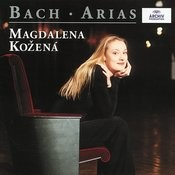 Magdalena Kozená - Bach Arias Songs