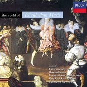 Various: The World Of Elizabethan Music Songs