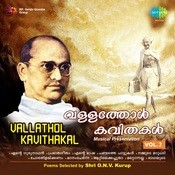Vallathol Kavithakal Vol 2 Songs