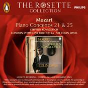 Mozart: Piano Concertos Nos. 21 & 25 Songs