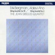 Bergman : String Quartet Op.98 & Aho : String Quartet No.3 Songs