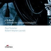 Bach, JS : 3 Sonatas for Cello & Harpsichord (-  Elatus) Songs