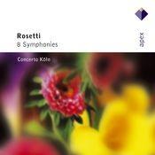 Rosetti : 8 Symphonies (-  Apex) Songs