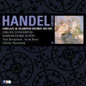 Handel Edition, Volume 10 - Organ & Harpsichord Music Songs