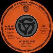 Anything Goes / Malibu U.  [Digital 45] (with PDF) Songs