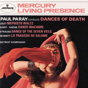 Paul Paray conducts Dances of Death Songs