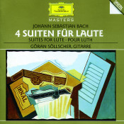Bach J S Suites For Lute Songs