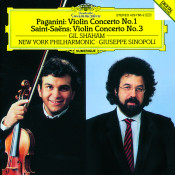 Paganini Violin Concerto No 1 Op 6 Songs