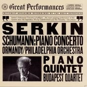 Schumann: Piano Concerto and Piano and String Quintet Songs