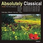 Vivaldi, Bach, Smetana, Tchaikovsky: Works Songs