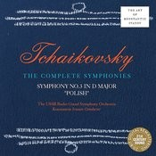 Tchaikovsky: Symphony No.3 Songs