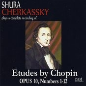 Etudes By Chopin, Op.10, Nos.1-12 Songs
