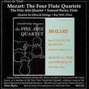 Mozart: The Four Flute Quartets Songs