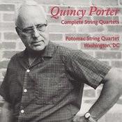 Quincy Porter - String Quartets Songs