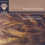 Wigmore Hall Live - Concerti And Concerti Grossi By Handel, JS Bach, And Vivaldi Songs