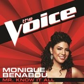 Mr. Know It All (The Voice Performance) Songs