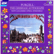 Purcell: The Gresham Autograph Songs