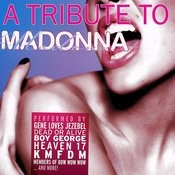 A Tribute To Madonna Songs