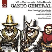 Canto General (Digitally Remastered) Songs