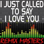 I Just Called To Say I Love You (Acapella Version) [118 Bpm] Song