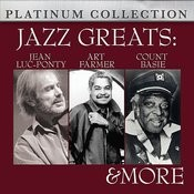 Jazz Greats: Carmen Mccrae, Art Farmer, Count Basie And More Songs