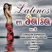 Latinos En Salsa Vol.3 Songs