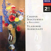 Chopin: Nocturnes; Four Ballades Songs