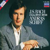 Bach, J.S.: 6 Partitas, BWV 825-830 Songs