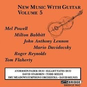 New Music With Guitar, Vol. 5 Songs