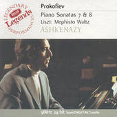 Prokofiev: Piano Sonatas Nos.7 & 8; 2 Pieces from Romeo & Juliet / Liszt: Mephisto Waltz Songs