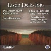 Music Of Justin Dello Joio Songs