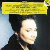 R. Strauss: Vier letzte Lieder / Wagner: Wesendonck-Lieder Songs