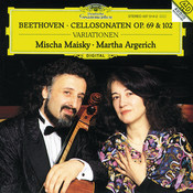 Beethoven: Cello Sonatas Op.69 & 102; Variations Songs