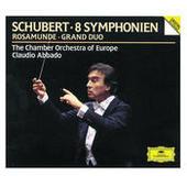 Schubert: 8 Symphonies; Rosamunde; Grand Duo Songs