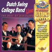 The Dutch Swing College Band - Live In 1960 Songs