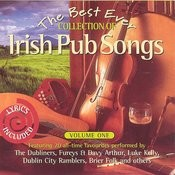 The Best Ever Collection Of Irish Pub Songs, Vol. 1 Songs