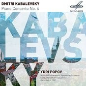 Kabalevsky: Piano Concerto No. 4 (Live) Songs