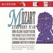 Mozart: Symphony No.40, Basic 100 Vol.3 Songs
