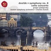 Dvorak Symphony No. 8; Cello Concerto Songs
